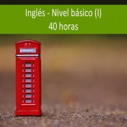 Inglés nivel básico (I)