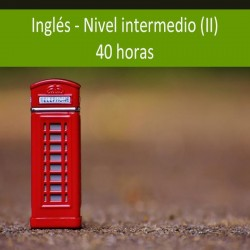Inglés nivel intermedio (III)