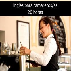 Inglés para camareros/as