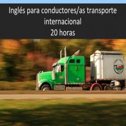 Inglés para conductores...