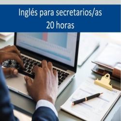 Inglés para secretarios/as