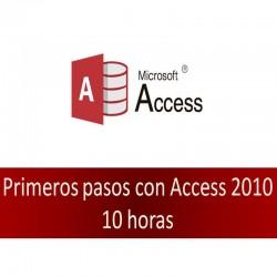 primeros_pasos_con_access_2010
