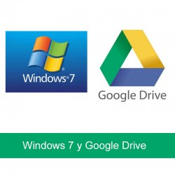 Windows 7 y  Google Drive