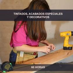 TINTADOS, ACABADOS...