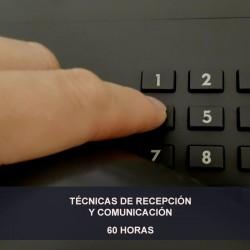 TÉCNICAS DE RECEPCIÓN Y...