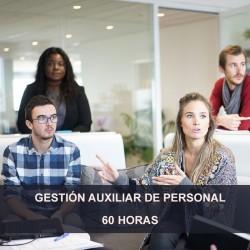 GESTIÓN AUXILIAR DE PERSONAL