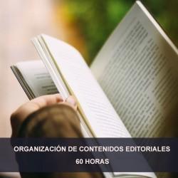 ORGANIZACIÓN DE CONTENIDOS...