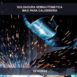 SOLDADURA SEMIAUTOMÁTICA...