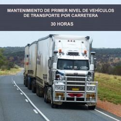 MANTENIMIENTO DE PRIMER...